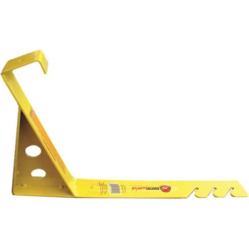 "Roofers World  RTRFB60-10 Endura Fixed Angle Roof Bracket, 60 deg ~ 2"" x 10"""