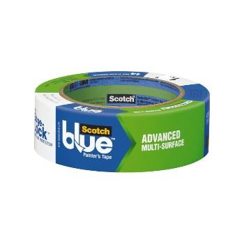"3m 051141320304 Scotch Blue Painters Tape, Multi-surface ~ 1"" X 60 Yds"