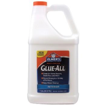 Elmers   E3860 Glue-All    All Purpose Glue ~  Gallon