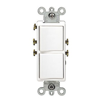 Single Pole Decora Switch - 2 way