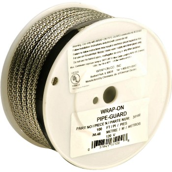 Pipe-Guard Pipe Heating Cable, 100 Feet