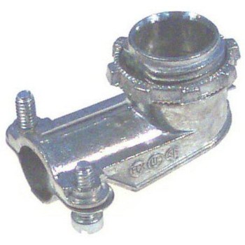 Halex  91101 Flex 90 Degree Connector, 1/2""