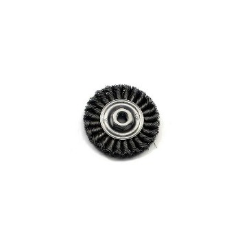 Weiler 36012 4in. Standard Twist Wheel
