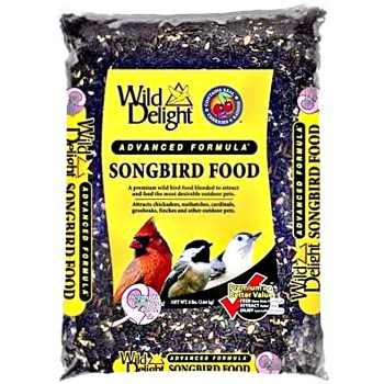 377080 8lb Songbird Food