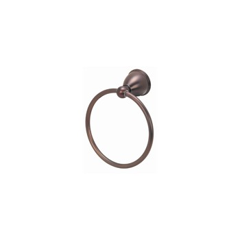 Towel Ring, Bronze