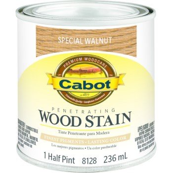 Wood Stain - Special Walnut - 1/2 pint