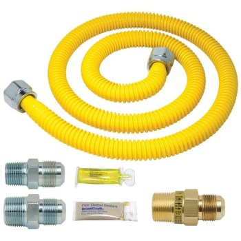 Brass Craft Manufacturing PSC1107 Range/Furn Gas Kit