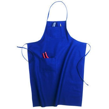 3 Pocket Denim Bib Work Apron
