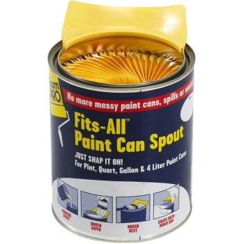 Can Spout, Fits All Paint