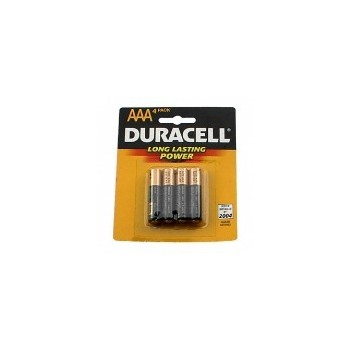80252350 4pk Aaa Cell Battery
