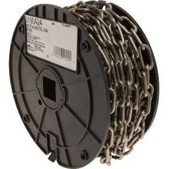 0190424 50ft. Reel 5/32in. Chain