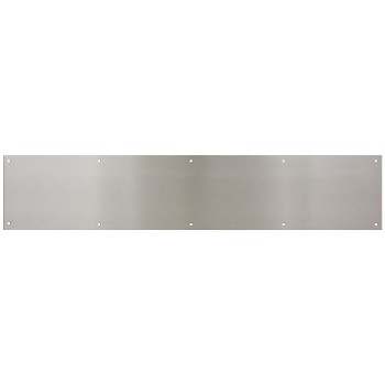 National N325-407 V1996 6x30in. Sn Kick Plate