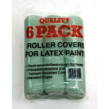 Rc139-9x3/8 6pk Rlr Cover