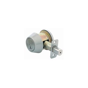 Hardware House 408724 K3 Single Cylinder Deadbolts Classic Bronze