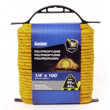 1/4in. X100ft. Poly Rope