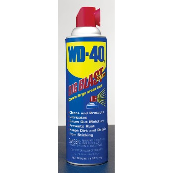 WD-40 Big Blast Can, 18 ounces