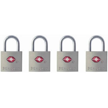 4pk Tsa Luggage Lock