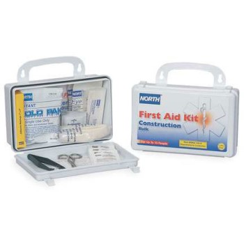 First Aid Kit, Construction Grade ~ Up to 10 People