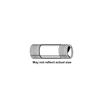 Anvil/Mueller 584-040HN 3/4x4 Black Nipple