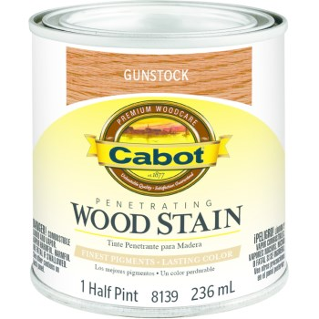 Wood Stain - Gunstock - 1/2 pint