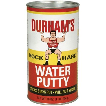 Durham´s Durham Rockhard Water Putty, 1 lbs