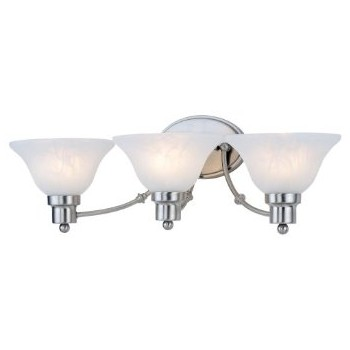 Hardware House  544643 Wall Light Fixture - 3 Lights
