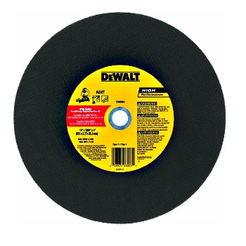 Chop Saw Blade-14 x 7/64 x 1 Light Metal Blade