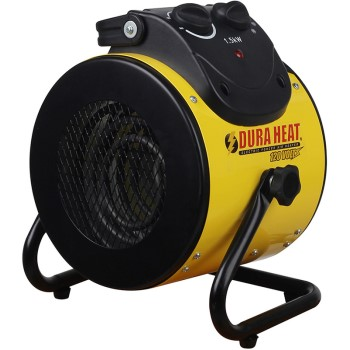 Forced Air Heater, Electric ~ 1500w