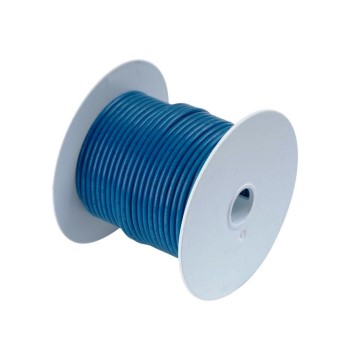 Gardner Bender  52141 Primary Wire, Blue 14 Gauge X 100 Ft