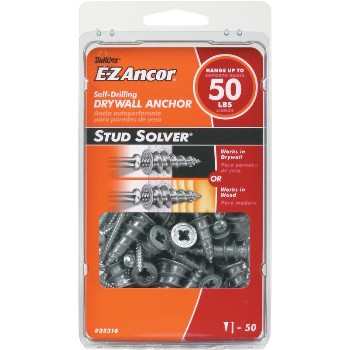 E-Z Anchor Stud Solver ~ Pack of 50