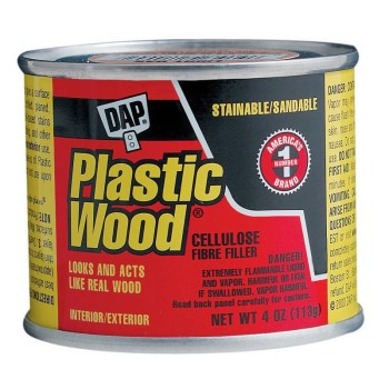 DAP 7079821502 21502 Qp Natural Plastic Wood
