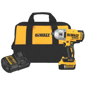 20v Impact Wrench Kit