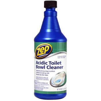 Amrep/ZEP ZUATB32 Commercial Acidic Toilet Bowl Cleaner ~ 32oz