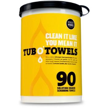 Gasoila TW90-CD Tw90 10x12 Hd Tub O Towels