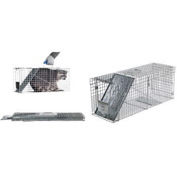"Havahart 1 Door Collapsible Large Humane Trap ~ 32"" x 10"" x 12"""