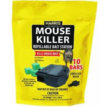 Mousekil Bait Bars ~ 10 oz. Bag