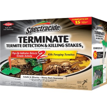 United/Spectrum HG-96115 Terminate Termite Stakes