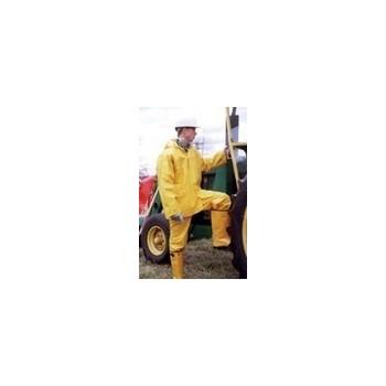 Boss 3PRO300YL Rain Suit - Lined - Large - 3 piece