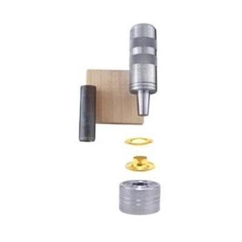 General Tools 71264 Grommet Kit, 1/2 inch