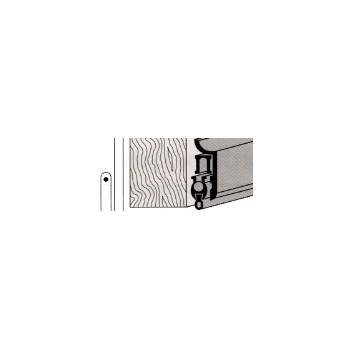 M-D Bldg Prods 07039 Automtic Door Sweep, Aluminum - 36""