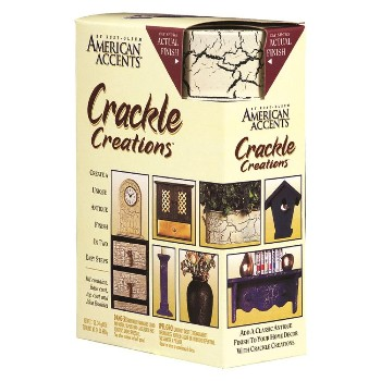 Rust-Oleum 7971802 Crackle Creations Kit,  Antiqued Ivory