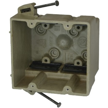 Allied Moulded Prods H2300=NK 2g Fiberglass El Box