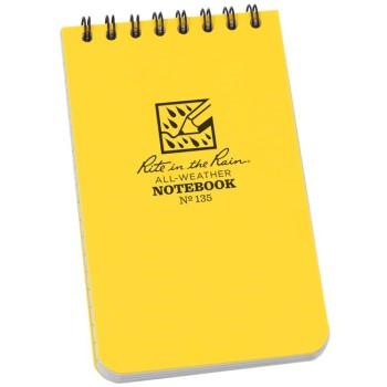 Jl Darling Llc 135 3x5in. Top-Spiral Notebook