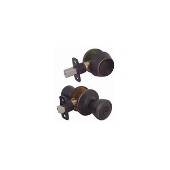 Hardware House/Locks 469890 Lockset Deadbolt Combo