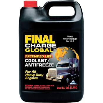 Final Charge Global  Extended Life Coolant/Antifreeze ~ Gallon Container