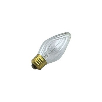 Decorative Light Bulb, Clear 120 Volt 40 Watt