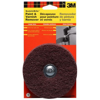 Sanding Disc Pad,  Large Area Paint/Varnish Remover