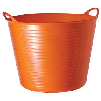 TubTrug 10.5 Gallon Orange