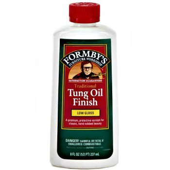 Minwax  Tung Oil Finish - Low Gloss, 1/2 pint
