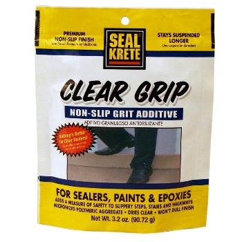 Clear Grip Anti-Skid Additive ~  3.2 oz